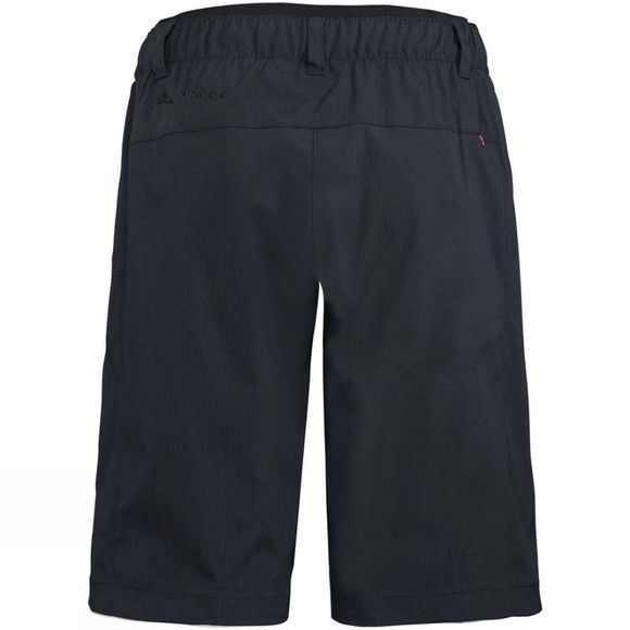 Vaude Women's Krusa Shorts II Phantom Black