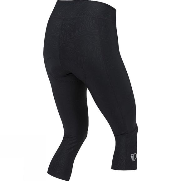 Pearl Izumi Womens Escape Sugar Cycling 3/4 Tight - Navy Black