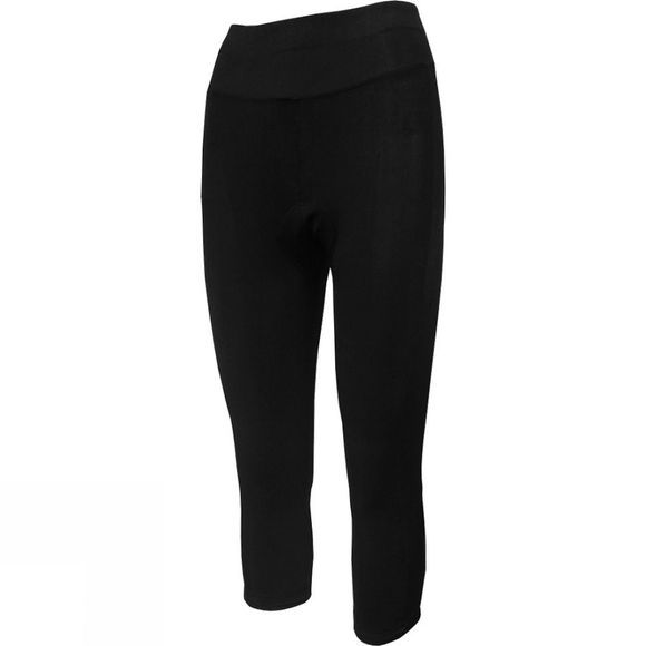 Altura Womens Gel2 3/4 Shorts Black