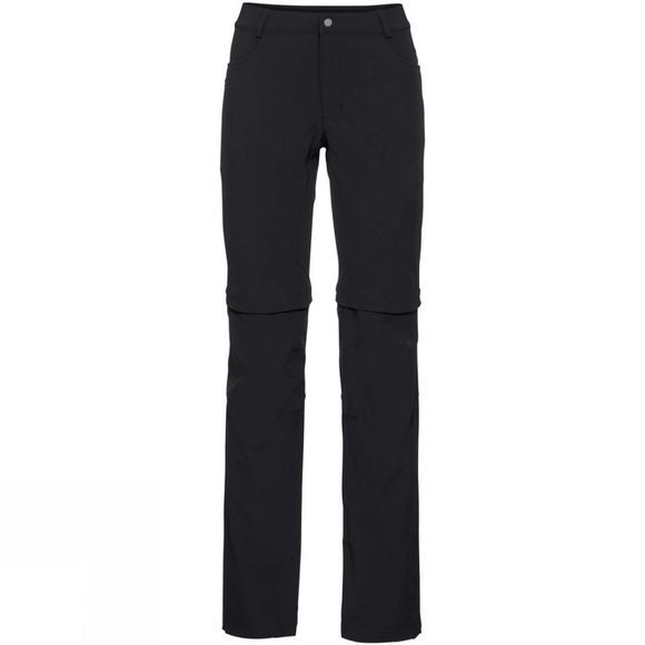 Vaude Womens Yaki ZO II Pants Black