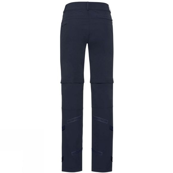Vaude Womens Yaki ZO II Pants Eclipse
