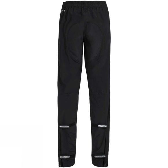 Vaude Women's Yaras Rain Pants III Black