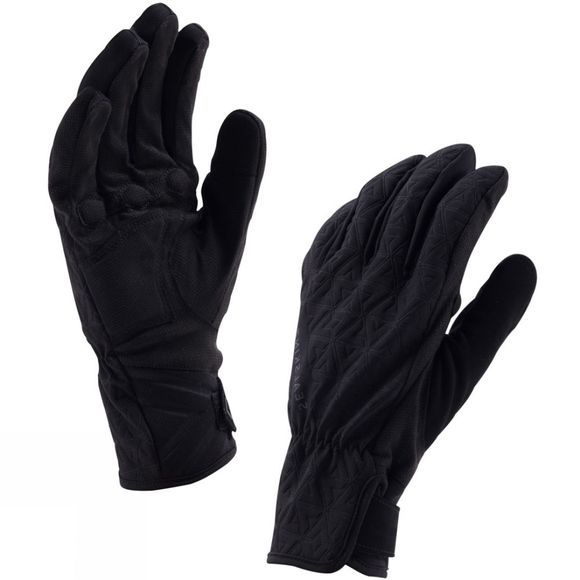 SealSkinz Womens All Weather Cycle XP Glove Black