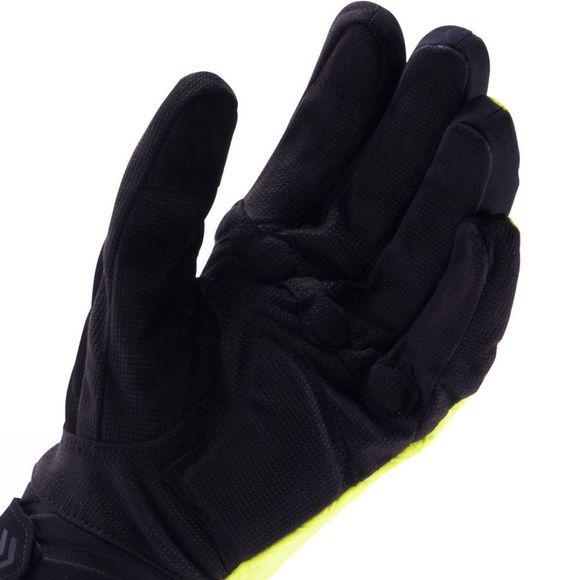 SealSkinz Womens All Weather Cycle XP Glove Yellow/Black