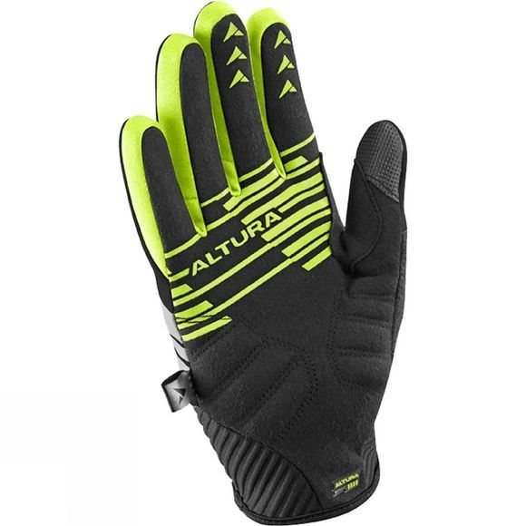 Altura Womens Nightvision 3 Windproof Glove Black