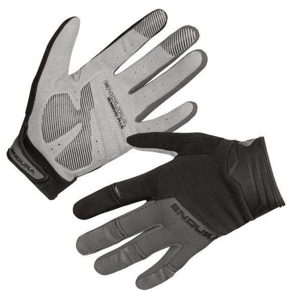 Endura Womens Hummvee Plus Glove II Black