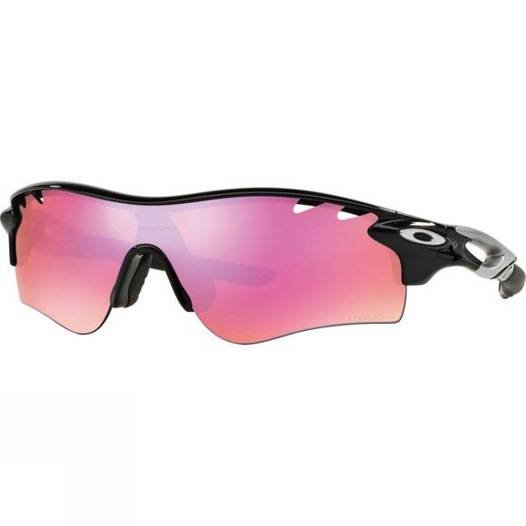 Oakley Radarlock Path Sunglasses Polished Black/Prizm Trail & Clear Vented