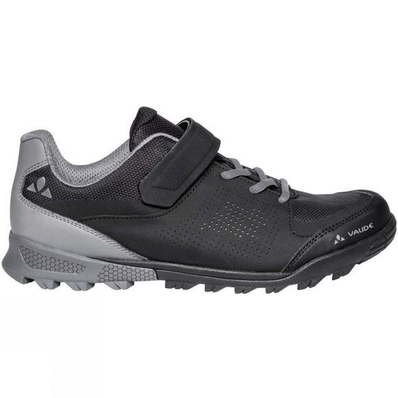 Vaude Mens AM Downieville Low Shoe Black