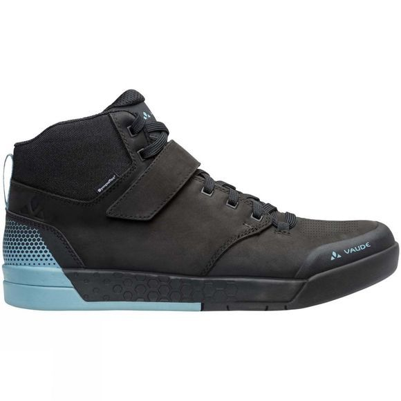 Vaude Mens AM Moab Mid STX Shoe Phantom Black