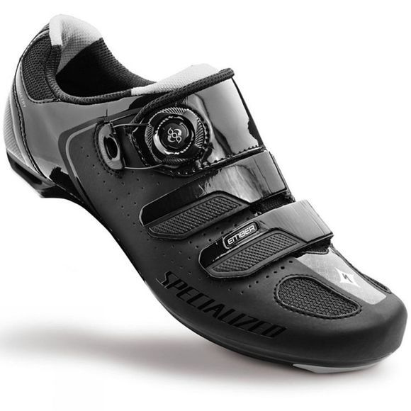 Specialized Womens Ember Road Shoe Black