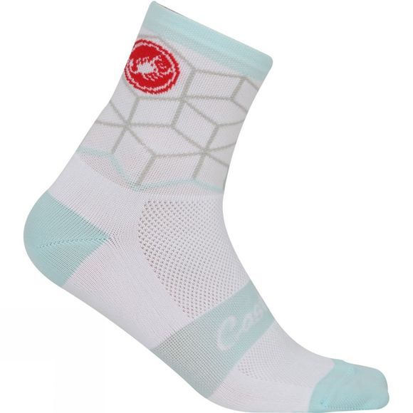 Castelli Womens Vertice Sock White