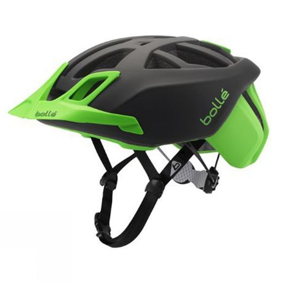 Bolle The One MTB Helmet Black          /Green