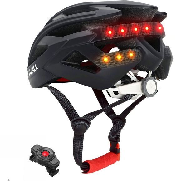 Livall BH60SE Smart Helmet Matt Black