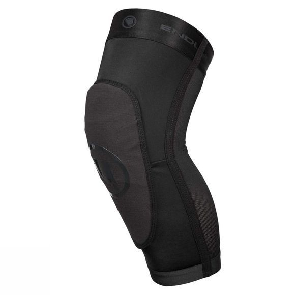 Endura SingleTrack Lite Knee Protector Black
