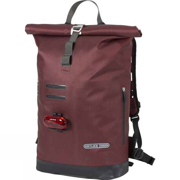 Ortlieb Commuter City Rucksack Chilli