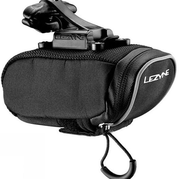 Lezyne Micro Caddy Saddle Bag Black