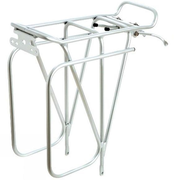 Tortec Expedition Rear Rack Silver