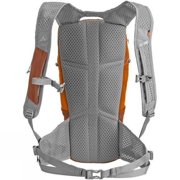 Vaude Uphill 12 LW Rucksack Orange Madder