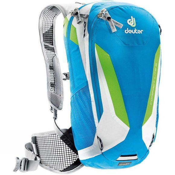 Deuter Compact Lite 8 Rucksack Turquoise/White