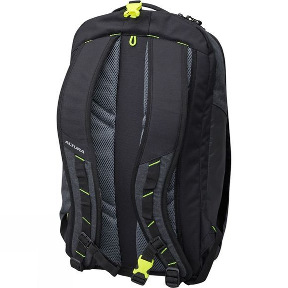 Altura Morph Pannier Backpack Black