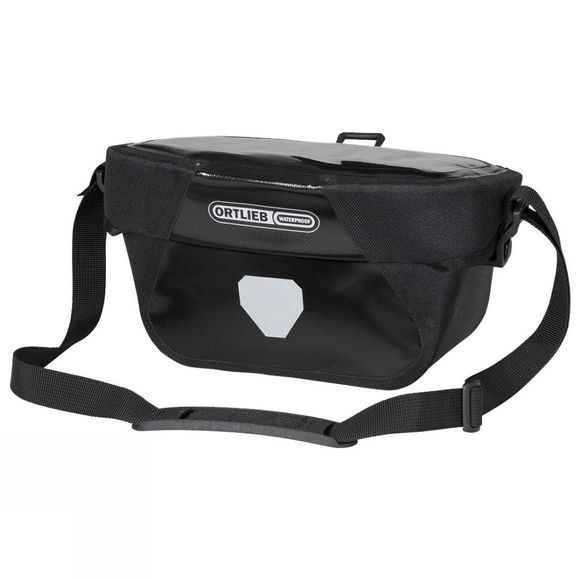 Ortlieb Ultimate 6 S Classic Handlebar Bag Black