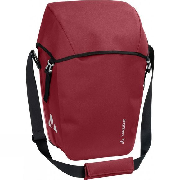 Vaude Comyou Pro Rear Pannier Darkred