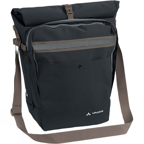 Vaude ExCycling Back Rucksack Phantom Black