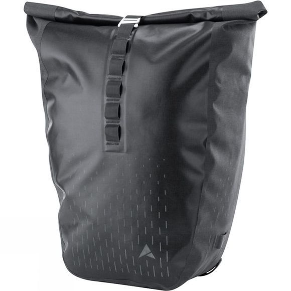 Altura Thunderstorm City 20 Single Pannier Black