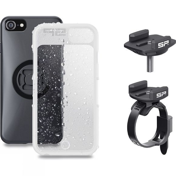 SP Gadgets iPhone 8/7/6S/6 SP Connect Bike Bundle Black