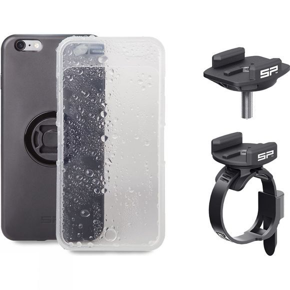 SP Gadgets iPhone 8+/7+/6S+/6+ SP Connect Bike Bundle Black