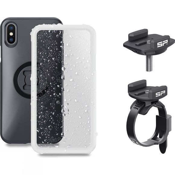 SP Gadgets iPhone XS/S SP Connect Bike Bundle Black