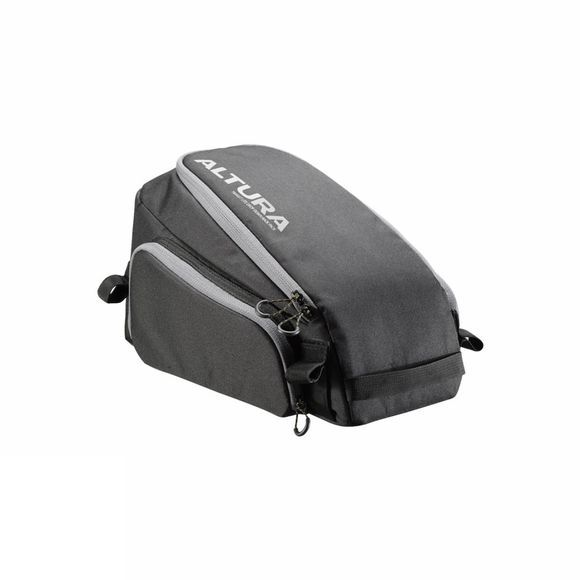 Altura Transit Lite Drop Down Rack Bag Black