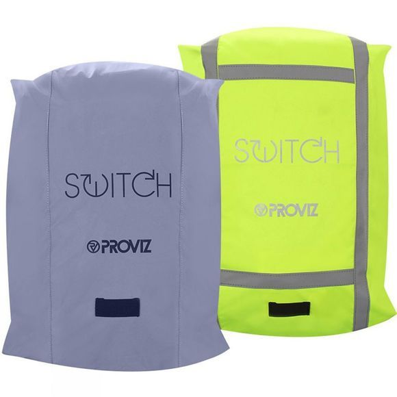 Proviz Switch Backpack Cover Silver