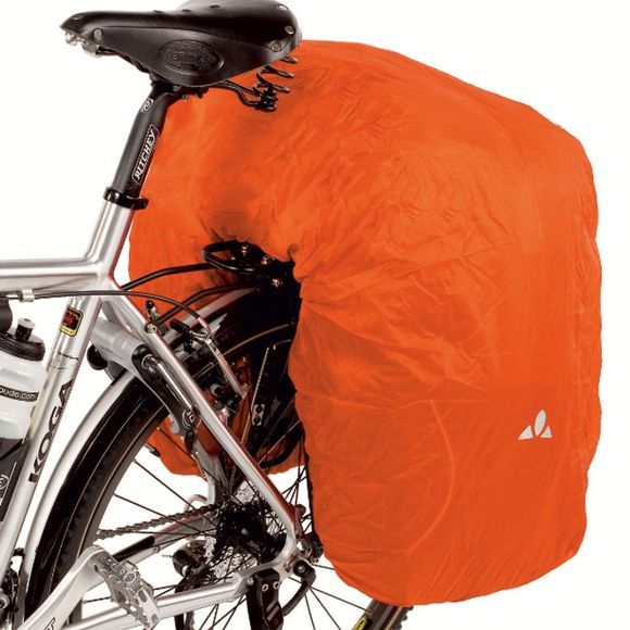 Vaude Pannier Set Fold Raincover Orange