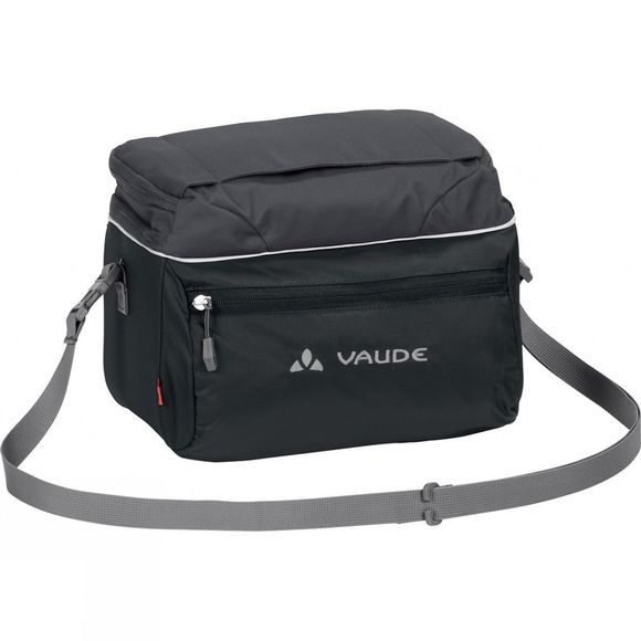 Vaude Road II W/O KLickFix Adapter Handlebar Bag Black