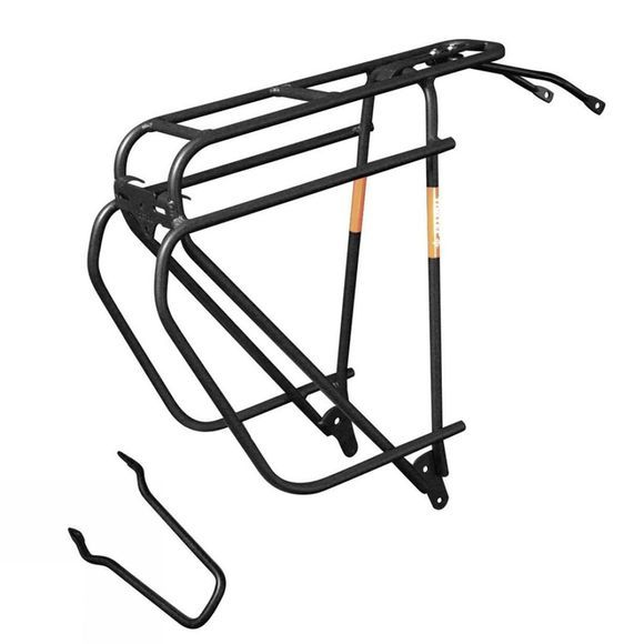 Tortec Epic Alloy Rear Rack Black