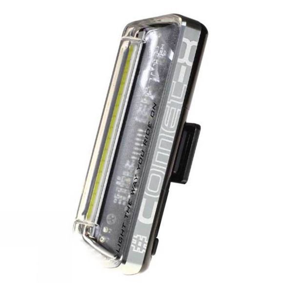 Moon Comet-X Front Light Black/Silver
