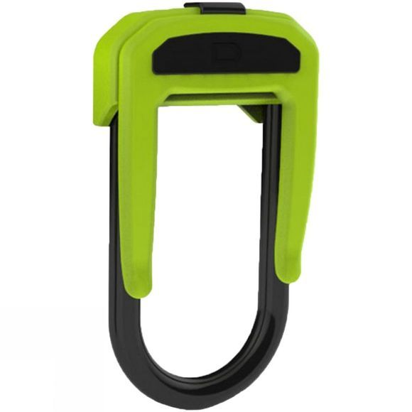 Hiplok D Lock LIME