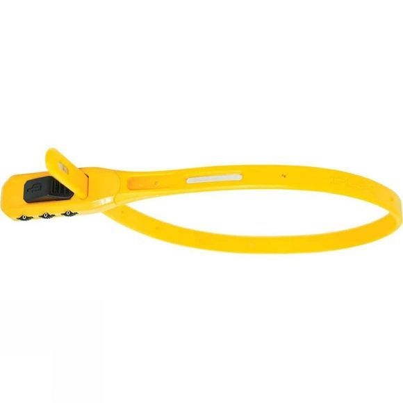 Hiplok Z Lok Combination Security Tie Yellow