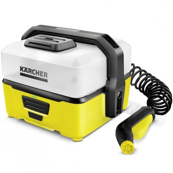 Karcher OC3 Mobile Outdoor Washer Yellow