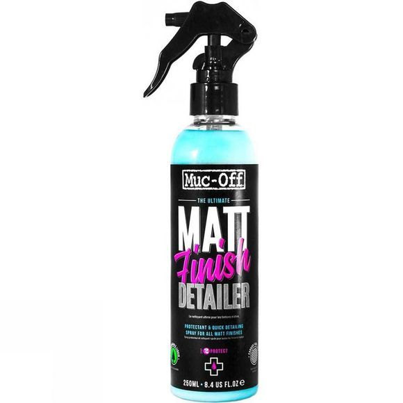Muc-Off Matt Finish Detailer 250ml Black          /Blue