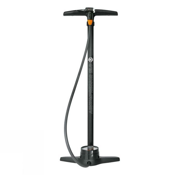 SKS Airkompressor 12.0 Floor Pump Black