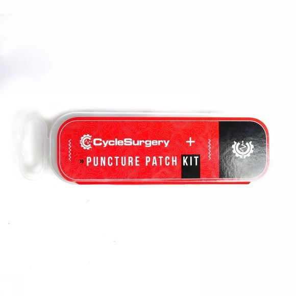 Cycle Surgery Puncture Patch Kit Red
