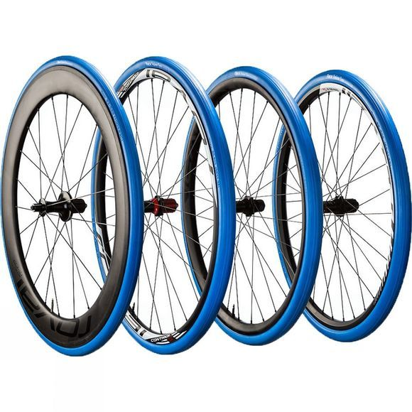 Tacx Trainer Tyre 27.5X1.25 Black/ Blue