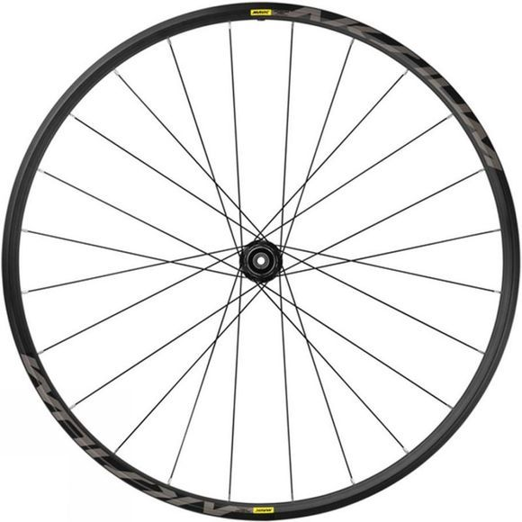 Mavic Aksium Allroad CL/12mm Rear Black