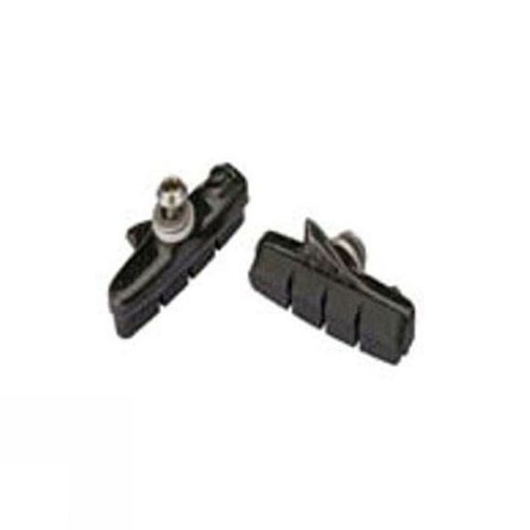 Ashima Carbon Addict Brake Shoe Alloy and Carbon Brake Pad Black