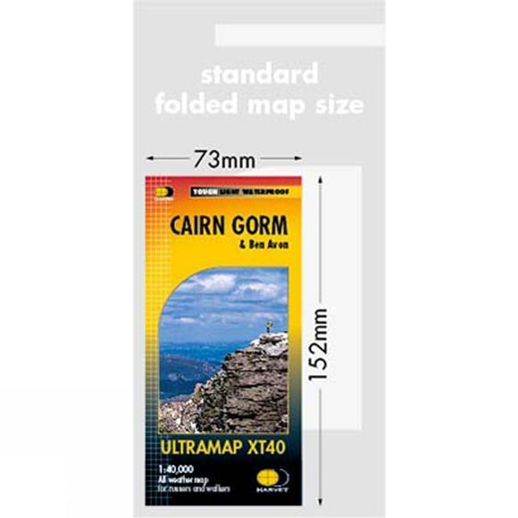 Cairn Gorm Ultra Map 1:40K