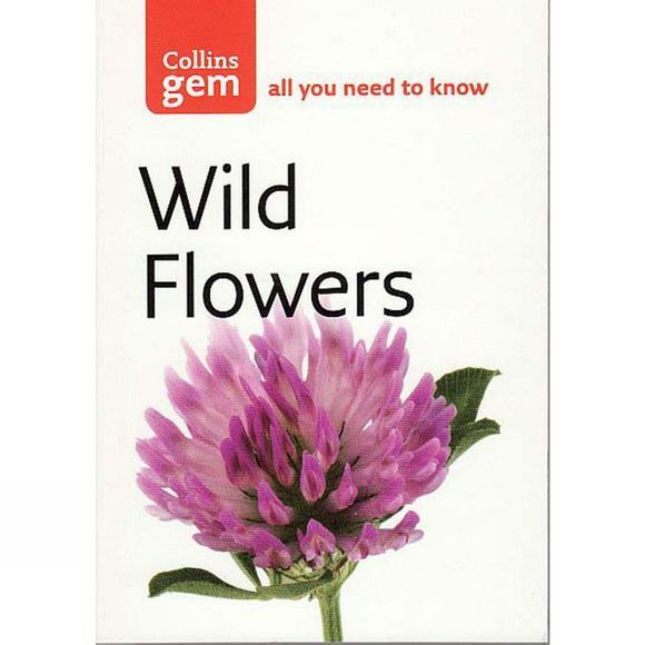 Harper Collins Wild Flowers 2012