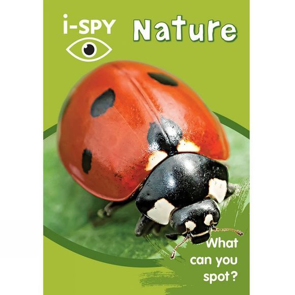 Harper Collins i-SPY Nature .