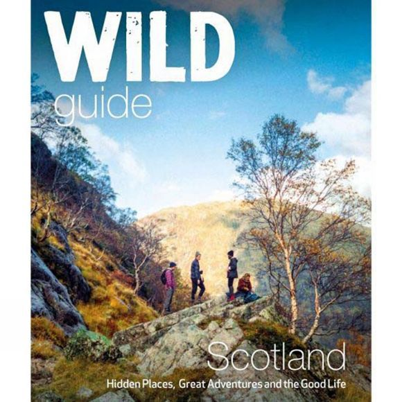 Wildthings Wild Guide Scotland 1st edition, May 2017